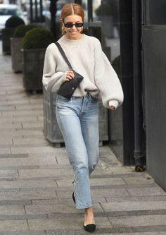 Look Fashion, Autumn Fashion, Fashion Outfits, Womens Fashion, Wardrobe Ideas, Capsule Wardrobe, Birkenstock, Minimal Outfit, Winter Stil