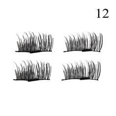 Magnetic Eyelashes - 9 available styles - 50% OFF!