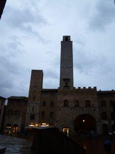 San Gimignano Italia (Marzo)