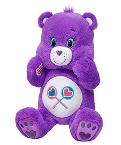 Care Bears Share Bear™   Build-A-Bear