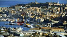 Ancona, Italy.- This is where I lived for the second part of my great Italian adventure in 2004