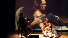 Julia <br><h5>d'après Mademoiselle Julie de Strindberg</h5> Christiane Jatahy