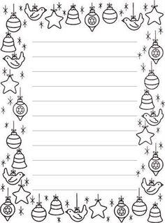 carta pai natal imprimir - Pesquisa Google