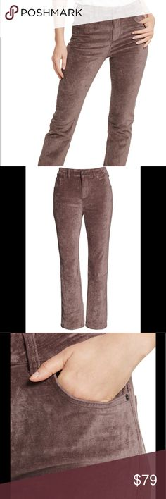 d7985c2b910 Free People Taupe Velvet Crop Pants NWT Free People Velvet crops is the  latest trend so complete your next outfit in this solid velvet pant with 5  pockets ...