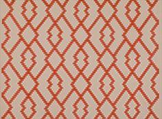 Romo Fabric Danton Blush | TM Interiors Limited