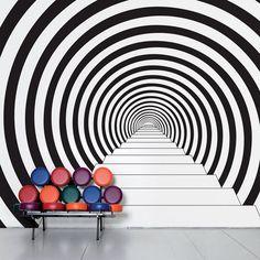 Fancy - Down the Rabbit Hole Wallpaper