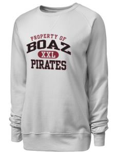 Boaz High School Pirates Russell Athletic Women's Crewneck Sweatshirt