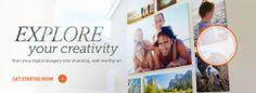 Canvas Prints - Photos on Canvas, Panoramic & Framed | PRINTCOPIA. Coupon:BLOGLOVE2012