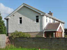 Two storey side extension by Derry Construction Ltd. Mallinson Oval Harrogate 2008