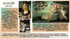 Okuma Atlası Sanat: Boticelli, Sandro