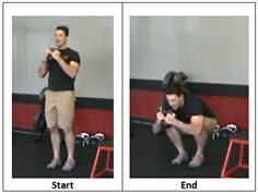 Two Legged Squat 4 Steps to Mastering the Pistol Squat