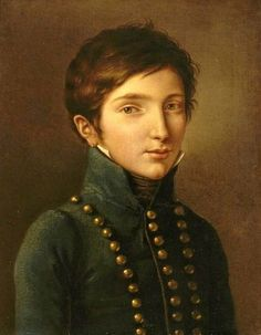 Napoléon Louis Bonaparte - Félix Cottrau (1799 – 1862, French)