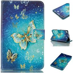 Case For Apple iPad Mini 5 / iPad New Air(2019) / iPad Mini 3/2/1 Origami  Full Body Cases Butterfly / Panda Hard PU Leather 6038601 2020 – $12.09 | 236x236