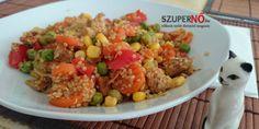 A Dél-Amerikából származó quinoa, más néven az inkák aranya egyre népszerűbb hazánkban is. Köszönhető ez semleges ízének, így édesen és sósan is készíthető. Kalóriatartalma alacsony, 100 grammban pedig 21 gramm a szénhidrát, 3 gramm a rost és 4 gramm a fehérje. Éppen ezért remekül kiváltható vele a hagyományos fehér rizs. Készíthető egyszerű főzéssel, de előtte …