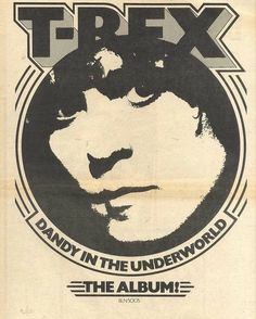 March 11th 1977 Dandy In The Underworld Trade Advert