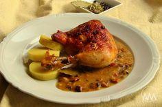 Kura a´la bažant Chicken Wings, Turkey, Treats, Recipes, Drinks, Google, Food Food, Sweet Like Candy, Goodies