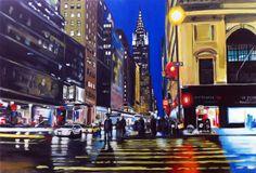 Angela Wakefield - New York Series No.31 2012,