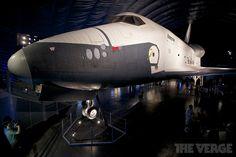 NASA Space Shuttle Enterprise aboard the USS Intrepid inpictures
