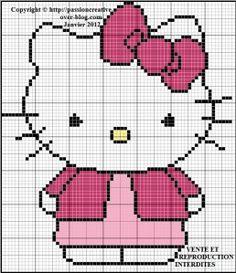 Coucou, Vous avez été nombreuses à me réclamer un récapitulatif des grilles d'Hello Kitty. En attendant des amis qui doivent passer je vous l'ai préparer. Voici celui de 2012. Cliquez ici pour accéder aux grilles d'Hello Kitty 2009 Cliquez ici pour accéder...