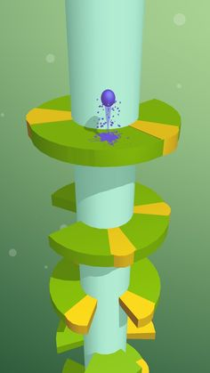 ‎Helix Jump on the App Store Game App, Apple Music, 3d Design, Apple Tv, Google Play, Arcade, App Store, Ios, Action