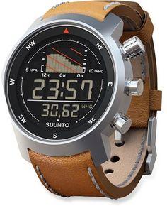 Suunto Elementum Ventus Black Multifunction Sailing Watch - wait do I need a sailboat now?