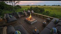 Botswana has also seen a boom in luxury safari lodges like Vumbura Plains in the Okavango Delta. Photo courtesy of Vumbura Plains. Chobe National Park, Africa Destinations, Okavango Delta, New Travel, Florida Home, Africa Travel, The Places Youll Go, Renting A House, Lodges