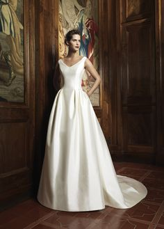 """Raimon Bundó """"Igueldo"""" ~ Two New Bridal Collections For Spring/Summer 2014 (to die for!)"""