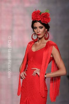 Fotografías Moda Flamenca - Simof 2014 - Javier Garcia 'Tangobertura' Simof 2014 - Foto 04