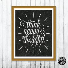 Hey, I found this really awesome Etsy listing at https://www.etsy.com/listing/191465853/think-happy-thoughts-peter-pan