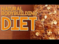 BEST Natural Bodybuilding Diet