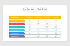 Editable Checklist PowerPoint Template | Nulivo Market Bar Chart, Templates, Marketing, Stencils, Bar Graphs, Vorlage, Models