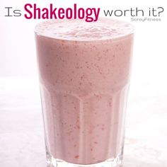 Have you heard about Shakeology and wondering if it's worth it? Is Shakeology Gluten Free? Check out our full review of the shake here