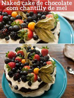 Dica: use o cacau em pó na hora de untar as formas deste bolo
