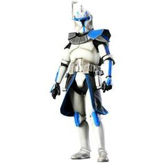 Star Wars: Militaries Of Star Wars: Captain Rex Clone Commander @ ForbiddenPlanet.com