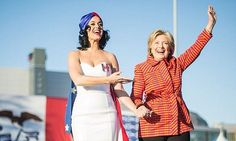 'Happy birthday to our next great leader': Katy Perry's gushing Instagram post to Hillary Clinton  http://www.dailymail.co.uk/news/article-3291048/Happy-birthday-great-leader-Katy-Perry-s-gushing-Instagram-post-Hillary-Clinton.html  #InstagramNews #InstagramTips