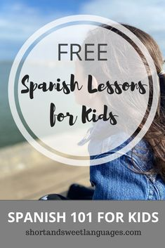 This short video shows you the worksheets included in this Spanish Course for Kids. Take advantage and get the first 3 lessons for Free. Spanish 101, Spanish Lessons For Kids, Spanish Courses, 3 In One, Worksheets, Blog, Spanish Lessons, Blogging, Literacy Centers