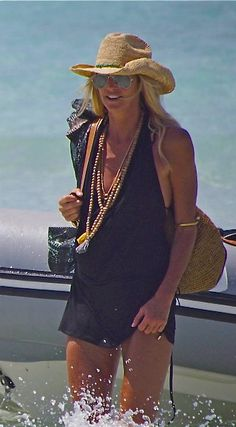 #necklace #armlet as worn by Elle Macpherson. Get yours at coconutsrepublic.com