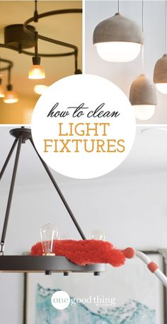 How To Clean Your Light Fixtures Like A Pro Jillee