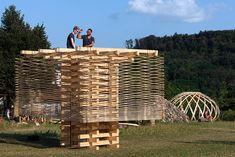 Gallery of Hello Wood 2014 Invites Student Teams to 'Play With Balance' - 2