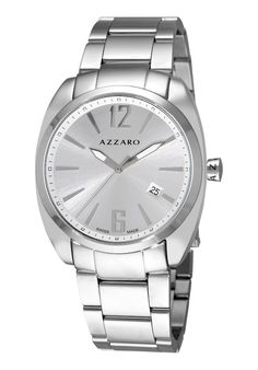 Price:$286.00 #watches Azzaro AZ1300.12SM.001, Azzaro watches are ... - Enjoy wearable watches here to find smart gear and wearables which actually work with your life style at: topsmartwatchesonline.com