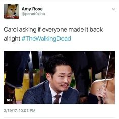 """The Walking Dead S07 E10 """"New Best Friends"""". Season 7 Episode 10."""
