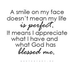 My faith in God is stronger than ever.  I know I don't have to be perfect for him  to love me at the end of the day. ;)