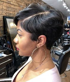 New Bob Haircuts 2019 & Bob Hairstyles 25 Bob Hair Trends for Women - Hairstyles Trends Pixie Hairstyles, Pixie Haircut, Black Women Hairstyles, Straight Hairstyles, Teenage Hairstyles, Hairstyles Pictures, Hairstyles 2018, Urban Hairstyles, Ladies Hairstyles