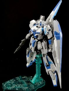 GUNDAM GUY: RG 1/144 Zeta Gundam - Customized Build