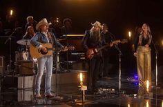 See Chris Stapleton and Dwight Yoakam Sing 'Seven Spanish Angels' at CMA Awards