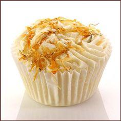 Bade-Cupcake MILK & HONEY BRULEE von Bomb Cosmetics MIK Funshopping