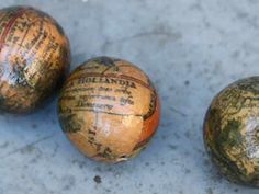 map beads - have been looking for these on the web. Benedict House is in New South Wales.