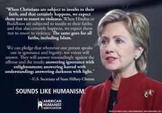One of our favorite saying from Clinton.  Show your support for her for for 2016 President.