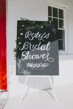 Bridal Shower Inspiration by Ashdown & Bee | Photography: Willow & Co.