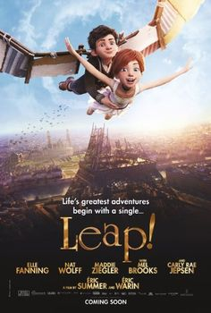 in US theaters August 2017 starring Elle Fanning, Carly Rae Jepsen, Maggie Ziegler, Dane DeHaan. orphan, Félicie (Elle Fanning) has one dream – to go to Paris and become a dancer. Her best friend Victor (Nat Wolff) an imag Latest Movies, New Movies, Movies To Watch, Good Movies, 2017 Movies, Imdb Movies, Elle Fanning, Netflix Movies For Kids, Hd Movies Online